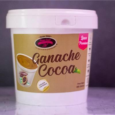 Fondant - Ganache cocoa x 800 gr