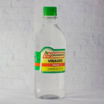 Salsas y Vinagres - Vinagre blanco Gran Union x 500 Ml