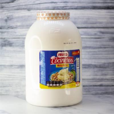 Salsas y Vinagres - Mayonesa cocineros x 3.910 Kg - Fruco