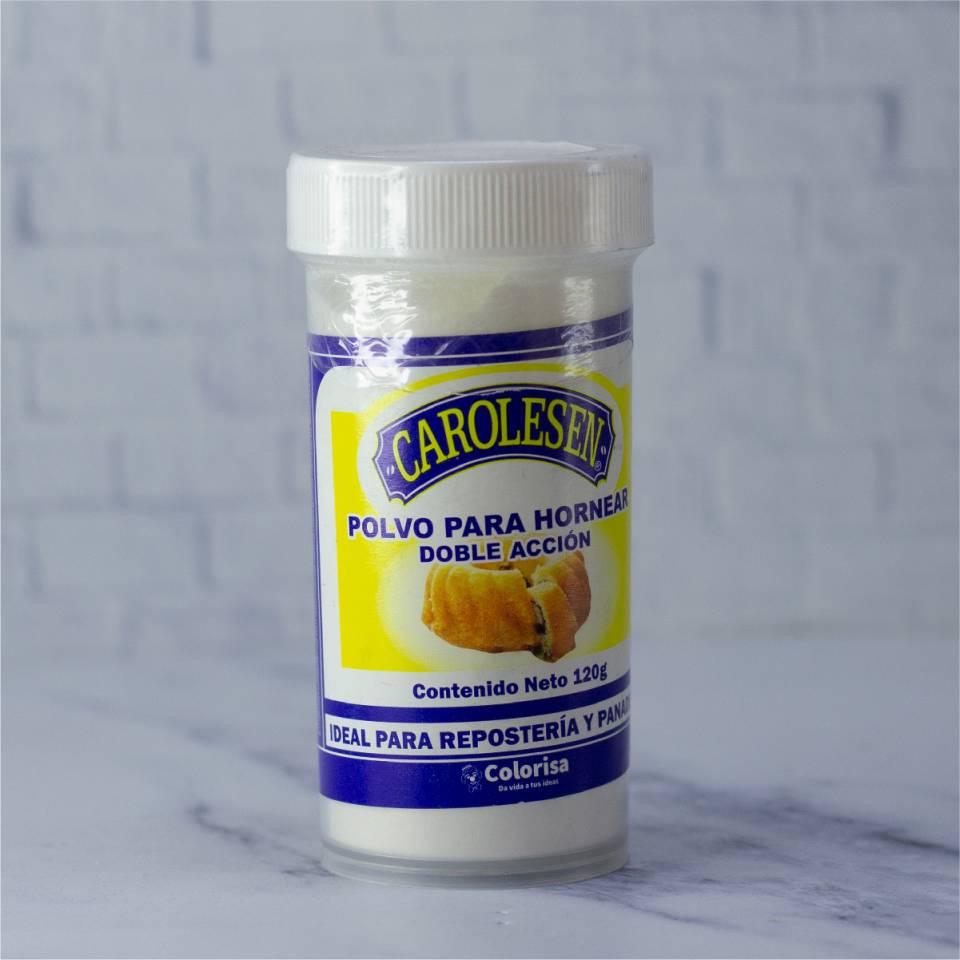 Almidones y Mejoradores - Polvo para hornear Carolensen