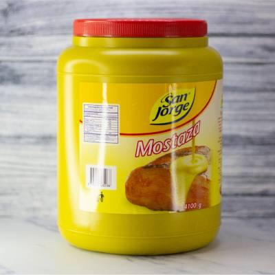 Salsas y Vinagres - Mostaza cocineros x 4010 gr Fruco
