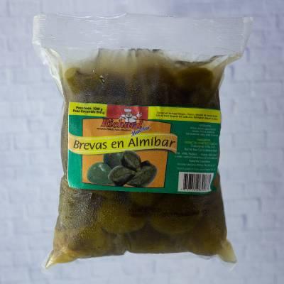 Conservas y Enlatados - Breva en almibar x 1 kg