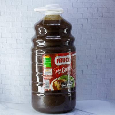 Salsas y Vinagres - Salsa para carnes x 2990 gr Fruco
